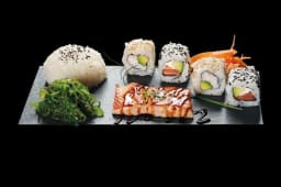 Menù Zushi Lunch Plus  - Disponibile solo a Pranzo