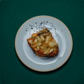 Сирний тост (150/40г)