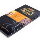 Tavoletta di Cioccolato all'Arancia gr.75