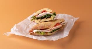 Mortadela Baget sendvič