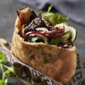 Pita Eggplant Twist
