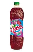 Oasis Pomme Framboise Cassis 2L