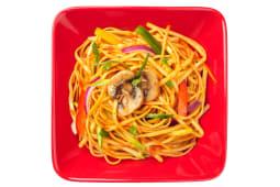 Noodles picant