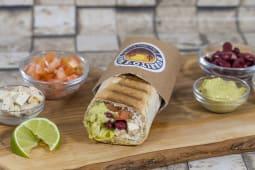 El veggy burrito