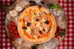 Pizza Quatro Stagioni Ø33cm