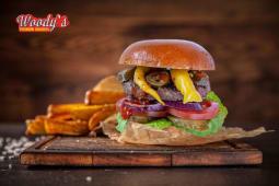 Sweet & Hot Burger