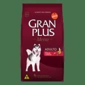 Gran Plus Menu Perro Adulto Sabor Carne & Arroz 3Kg