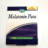Melatonina Pura (1 Mg.) (120 micro tabletas)