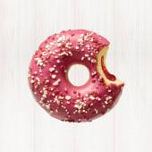 Donut jagoda