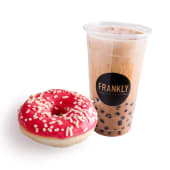 Menu Merenda - Donut / Cookie