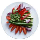 Асорті свіжих овочів (255г)