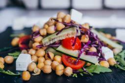 Salata sa leblebijama