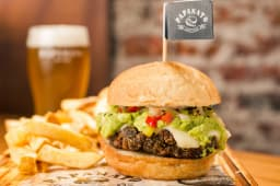 Promo - Burger + Gaseosa 500ml
