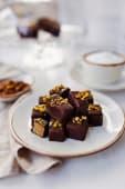 Bomboane ciocolata hrisca