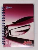 Cuaderno Espiral A5 100Hjs 1 Linea Economico Andaluz