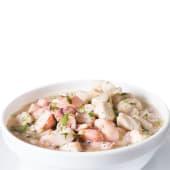 Ceviche de pulpo y pescado