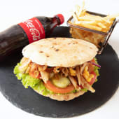 Kebab classic Max menu regular