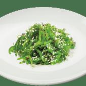 Салат З водоростями чука та горіховим соусом (120г)