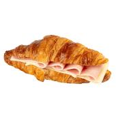 Croissant Mixto Y Bebida