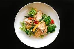 Salată caldă Calaroso