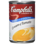 Campbell Condensed Soup Cream Of Tomato-295G