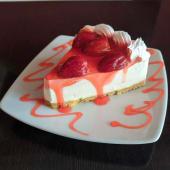 Cheesecakes fresas