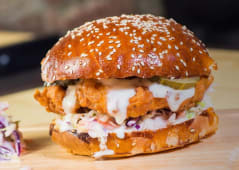 Meniu Chicken Burger