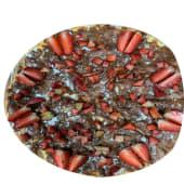 Strawberry & Nutella Pizza