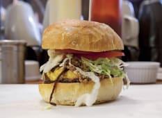 Texas Chili Burger