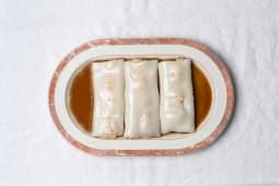 V21 Crêpes de riz aux crevettes