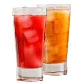 Iced Tea Fructe