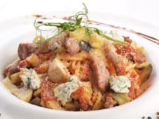 Спагеті з телятиною(280г)