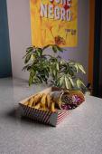 Falafel + fritas
