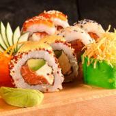 Be Sushi, 12 Unitats