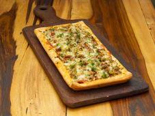 Pizza mediana exclusiva