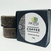 Coffee Scrub Soap - 100g
