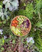 Umeke salad