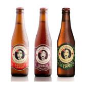 Cerveza artesana local