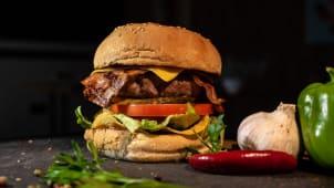 Бургер Нью-Йорк (350г)