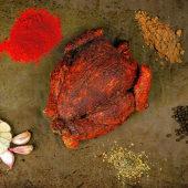 1 pollo Tikka Masala + patatas rustidas