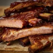 St. Louis ribs (entera)