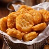 Nuggets veganos chicken style (6 uds.)