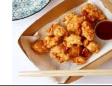 F1-Popcorn di pollo