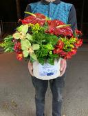 შერეული ყვავილების ნაკრები