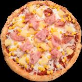 Pizza Hawaiana Ø 24cm