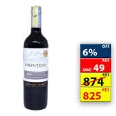 Frontera Shiraz Red Wine 750Ml 11275