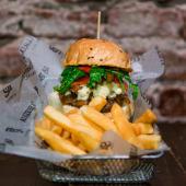 H5 blue burger