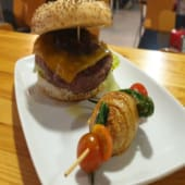 Hamburguesa Premium (Ración)