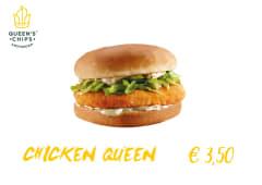 Burger chicken queen