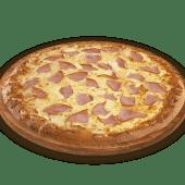 2 Pizzas Grandes de un ingrediente